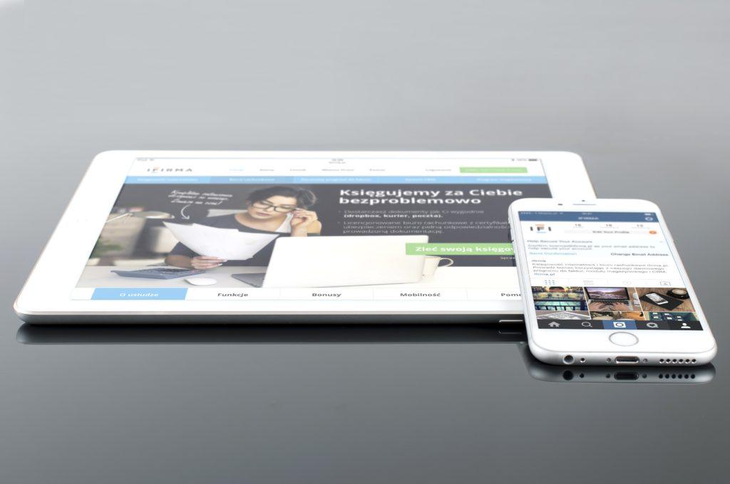 mobile-tablette